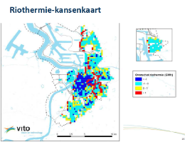 Wastewater to Energy Potential mapping